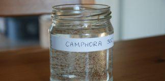 Камфора. Гомеопатия для растений в Белоруссии