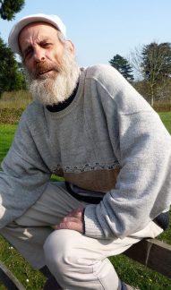 Этот старичок-лесовичок и есть знаменитый основатель агрогомеопатии - Вайкунтанат Дас Кавирадж