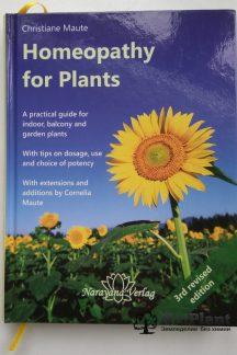 """Кристиане Мауте """"Гомеопатия для растений"""". З-е издание (англ.)"""