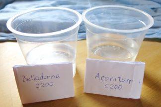 Гомеопатия при обморожении